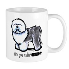 Funny 'Old' OES Mug