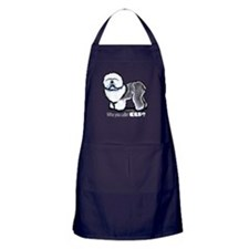 Funny 'Old' OES Apron (dark)