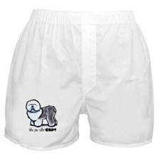 Funny 'Old' OES Boxer Shorts