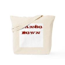 Tango Down Tote Bag