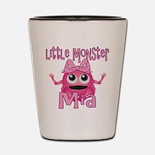 Little Monster Mia Shot Glass