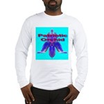 Patriotic Orchid Long Sleeve T-Shirt