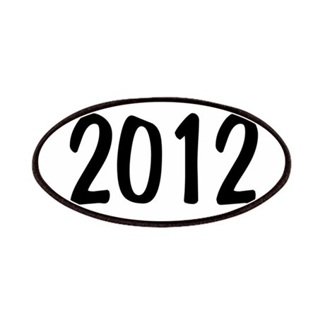 2012 Oval Patches
