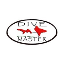 Dive Master Patches