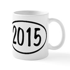 2015 Oval Mug