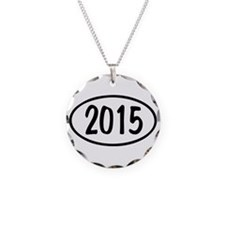 2015 Oval Necklace