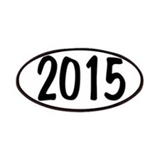 2015 Oval Patches