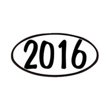 2016 Oval Patches