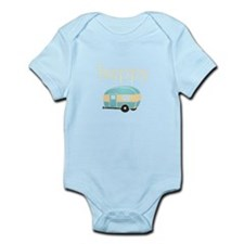 Personalities - Happy Camper Infant Bodysuit