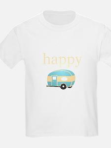 Personalities - Happy Camper T-Shirt