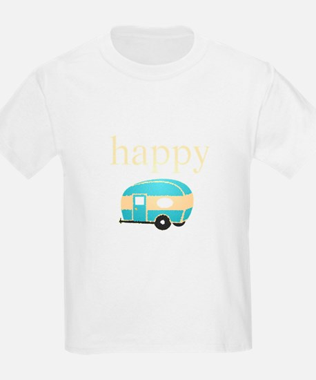 Personalities - Happy Camper T-Shirt