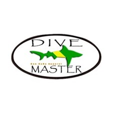 Nitrox Dive Master Patches