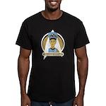 Science Officer Nefertiti Men's Fitted T-Shirt (da