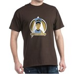 Science Officer Nefertiti Dark T-Shirt