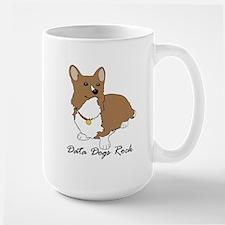 Cowboy_Bebop_Data_Dog Mugs