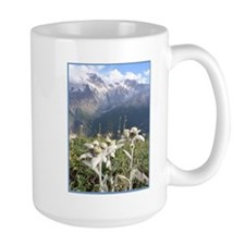 edelweiss mountains Mugs