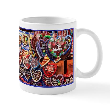German lebkuchen oktoberfest Mugs