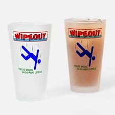 Fall Guys 10 Drinking Glass