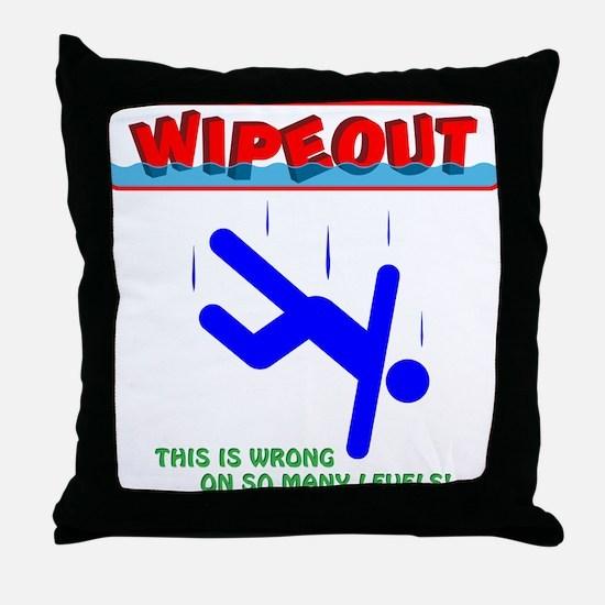 Fall Guys 10 Throw Pillow