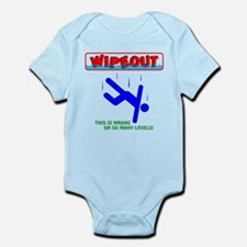 Fall Guys 10 Infant Bodysuit
