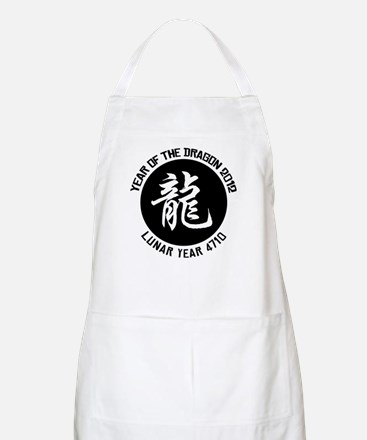 Chinese Lunar Year 4710 New Year 2012 Apron