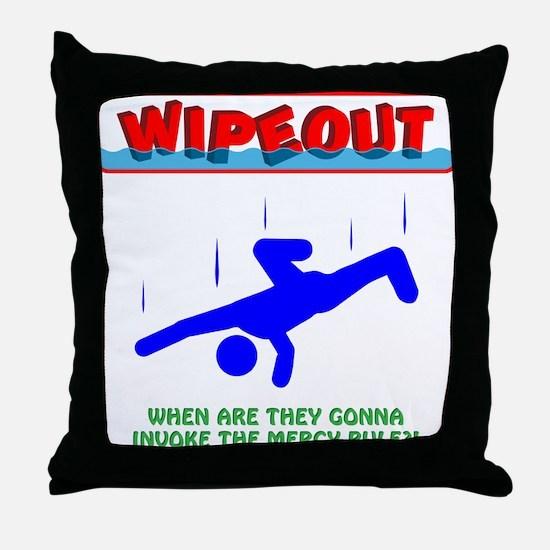 Fall Guys 2 Throw Pillow