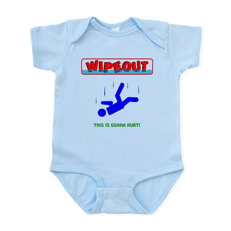Fall Guys 3 Infant Bodysuit