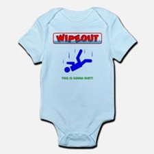Fall Guys 3 Infant Bodysuit