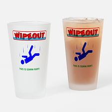 Fall Guys 3 Drinking Glass