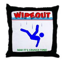 Fall Guys 4 Throw Pillow