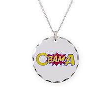 Obama Necklace
