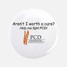 """Unique The cure 3.5"""" Button (10 pack)"""