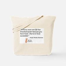 Cute Success Tote Bag