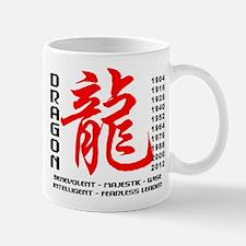 Year of The Dragon Characteristics Mug