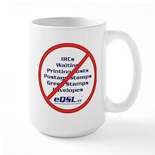 Large eQSL Mug