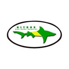Nitrox Shark Patches