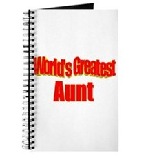 Funny 1 aunt Journal