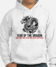 Chinese New Year of The Dragon Hoodie