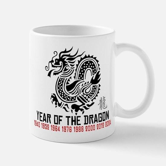 Chinese New Year of The Dragon Mug