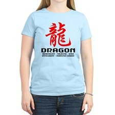 Chinese Astrology Dragon T-Shirt