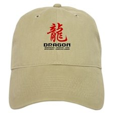 Chinese Astrology Dragon Baseball Cap
