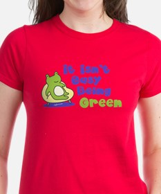 Being Green (Frog) Tee