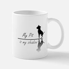 My Pit is my shadow Mug