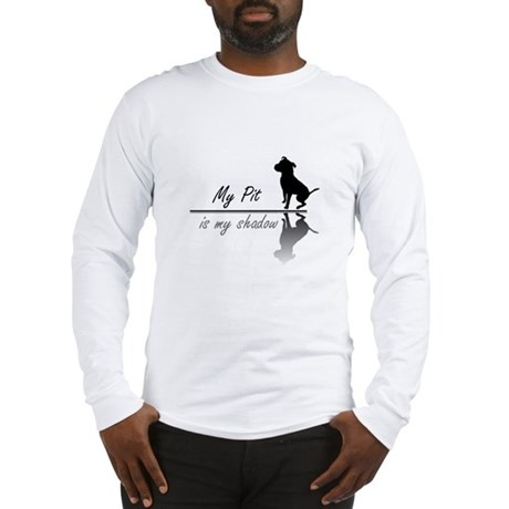 My Pit is my shadow Long Sleeve T-Shirt