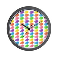 lots_of_jelly_beans Wall Clock
