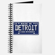 Made in Detroit Journal
