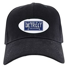 Made in Detroit Baseball Hat