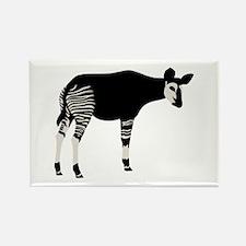 Okapi Rectangle Magnet (100 pack)