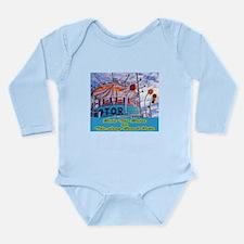 Ride The Rotor Long Sleeve Infant Bodysuit