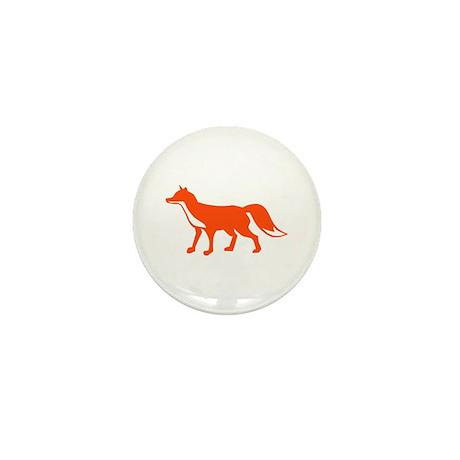 Fox Mini Button (10 pack)